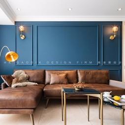 藍白撞色,這個重度樂高迷的家有點酷!_3796226