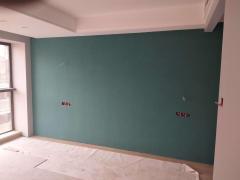 上海何师傅墙纸施工