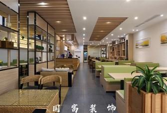 杭州麻辣香鍋餐廳裝修設計案例