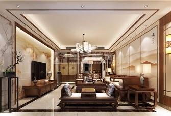 景觀陽臺做品茶區,與客廳動靜結合相益得彰