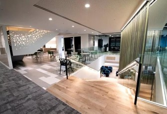 辦公室裝修設計之綠色建筑的典范