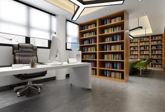 職教中心圖書館
