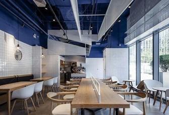 Paras咖啡廳裝修設計方案