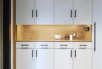 墨绿色+黄铜,打造舒服又高级的家!