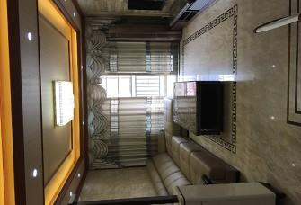 丽景苑三房户型113平方混搭
