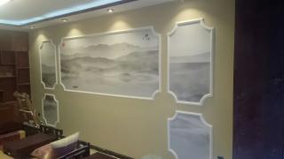 壁纸壁画壁布施工,欢迎来电_7