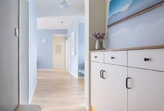 81平北欧风小户型,清新舒适的家