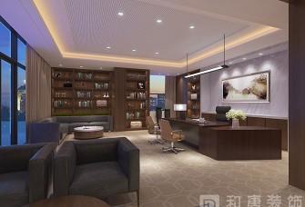 天新药业总部办公楼装修设计
