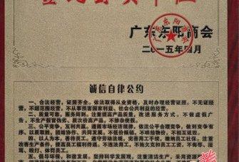 陕西桯咊实业有限公司资质证明