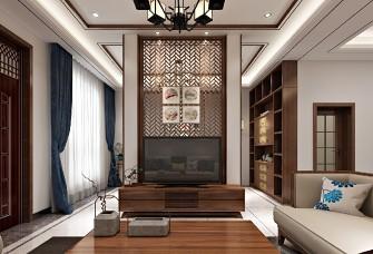 中式設計融合了莊重與優雅雙重氣質。