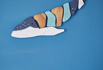 海蓝时见鲸,梦醒时见你