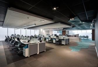 坂田厂房改造办公楼
