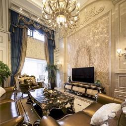 280㎡法式新古典,演绎自由的贵族精神_3777126
