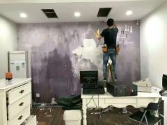 蚌埠專業貼墻紙墻布壁畫