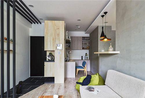 60平米簡約風格一居室80