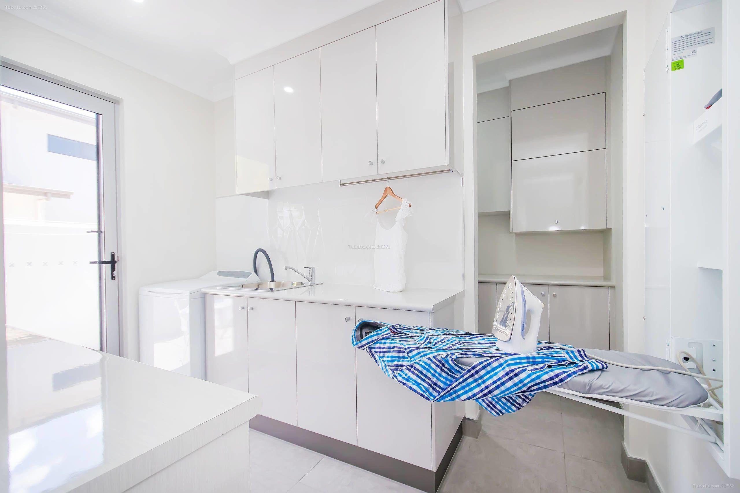 白色簡潔居室  67