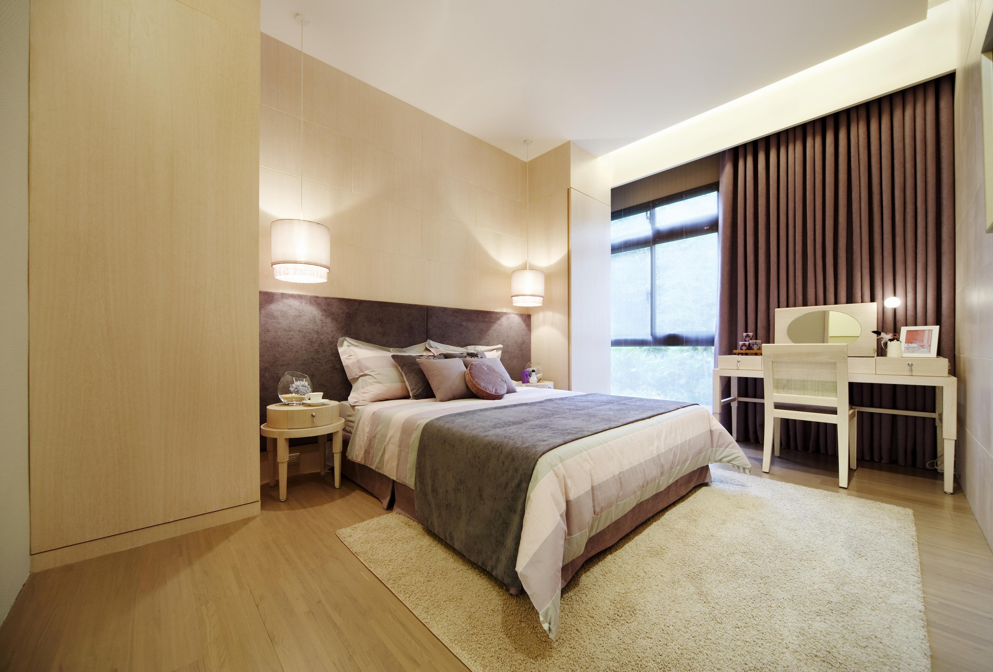 新古典美式臥室8