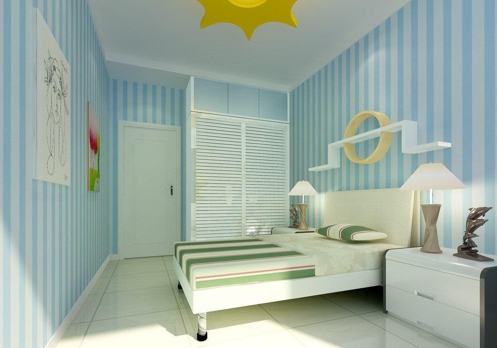 空間合理利用的兒童房48