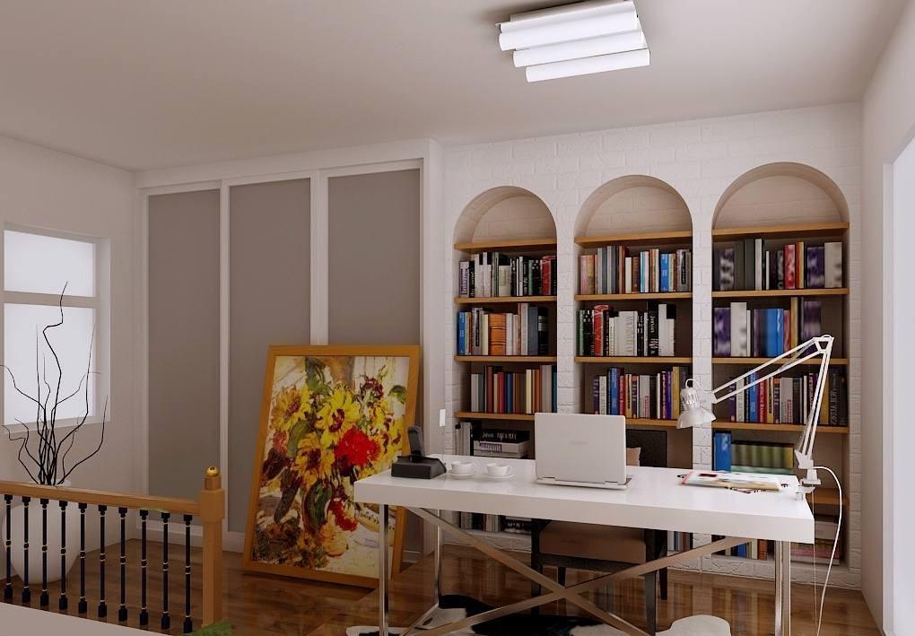 现代书房93