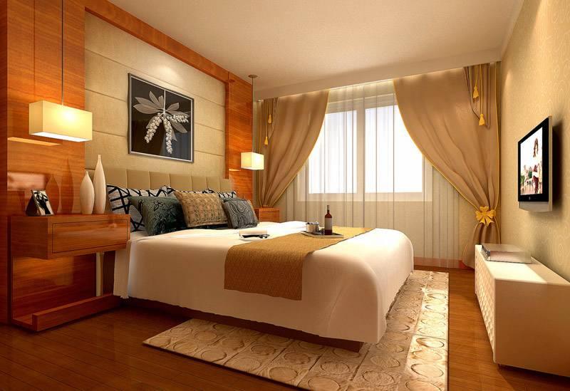 新古典美式臥室83