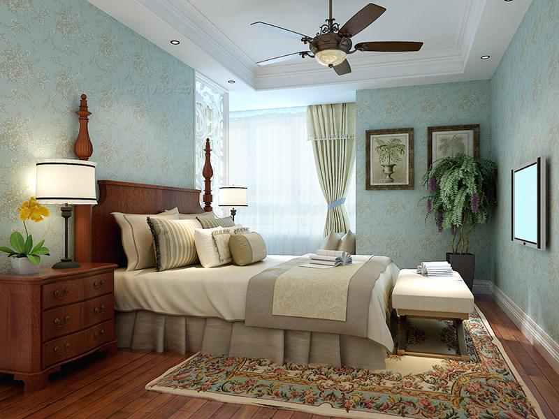 李立中海国际社区两居室装修78