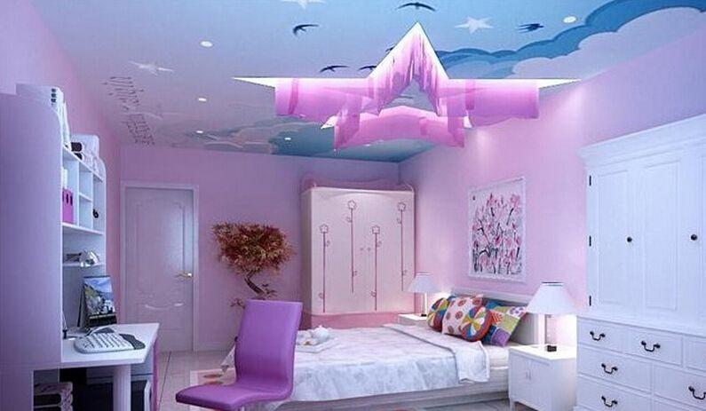 120方紫色魅力四居室53