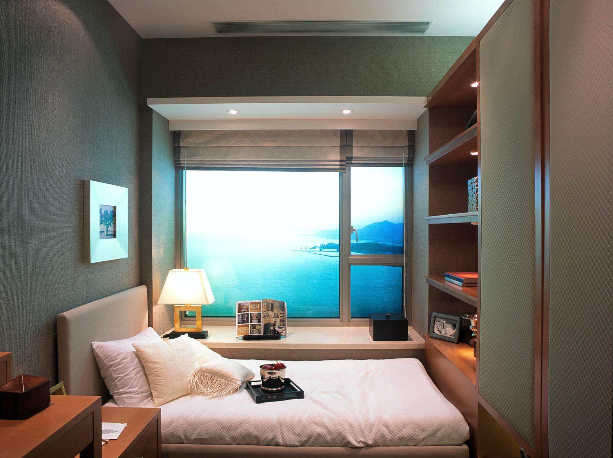 中式古典風臥室72