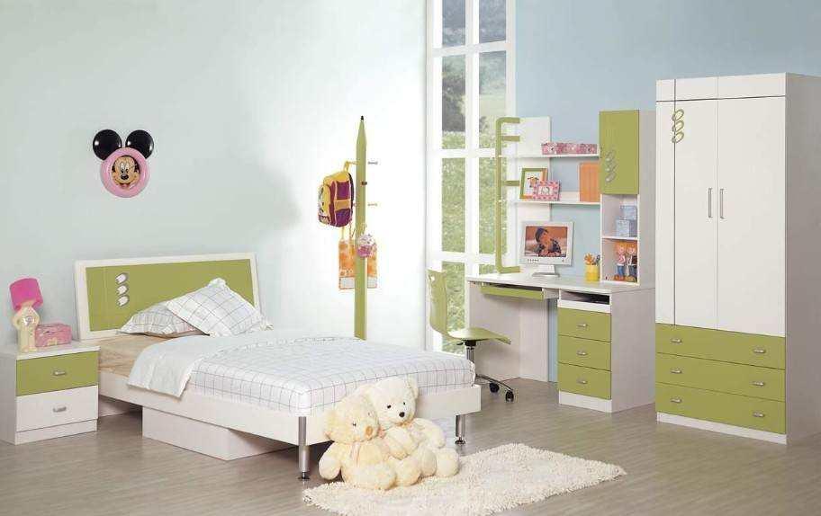 歐式兒童房