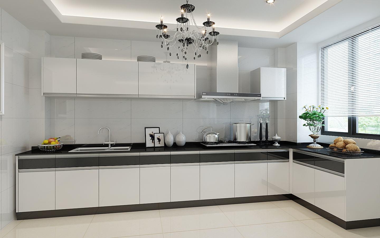 50平米二居室厨房