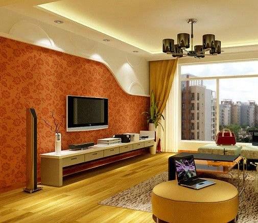 红色靓丽居室84