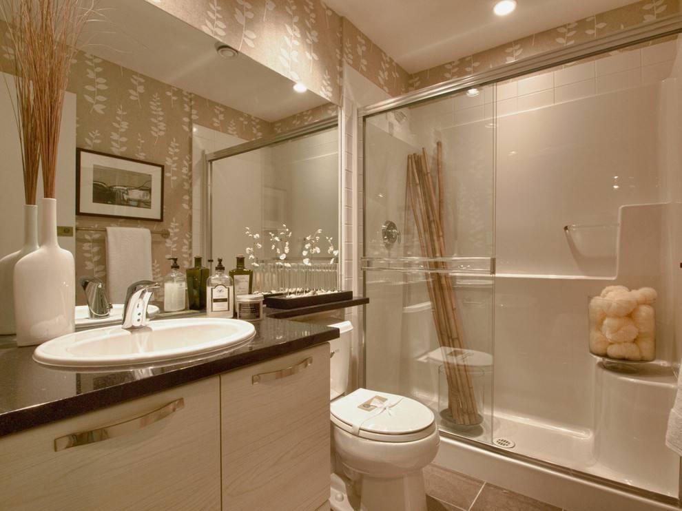 50平现代一居室卫生间24