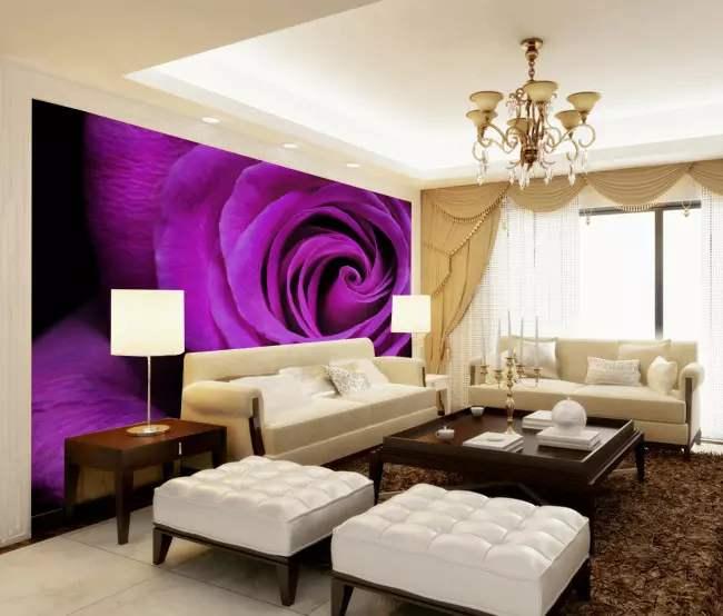 120方紫色魅力四居室21