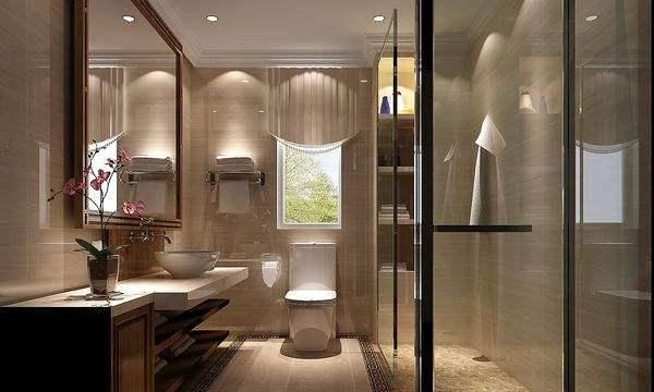 50平現代一居室衛生間95
