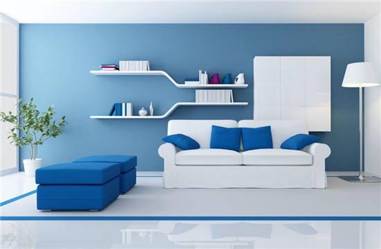 淡藍色城中公寓85