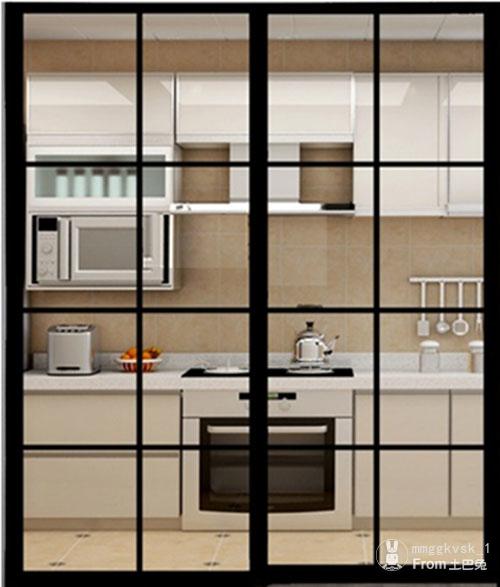 為什么窄邊框門窗越來越流行了?它究竟有多大的魅力?_1