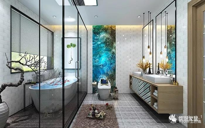 家里已經裝了浴缸,還能再次裝修淋浴房嗎?_0