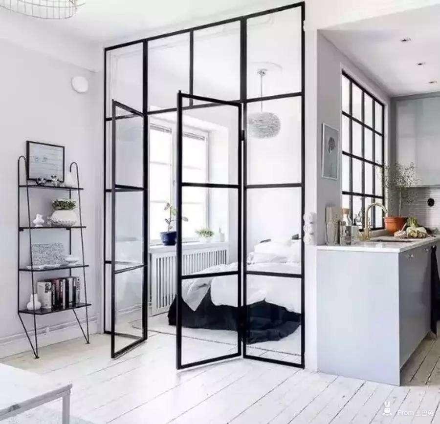 經驗告訴我們為什么廚房和衛生間一定要選擇鋁合金門?_1