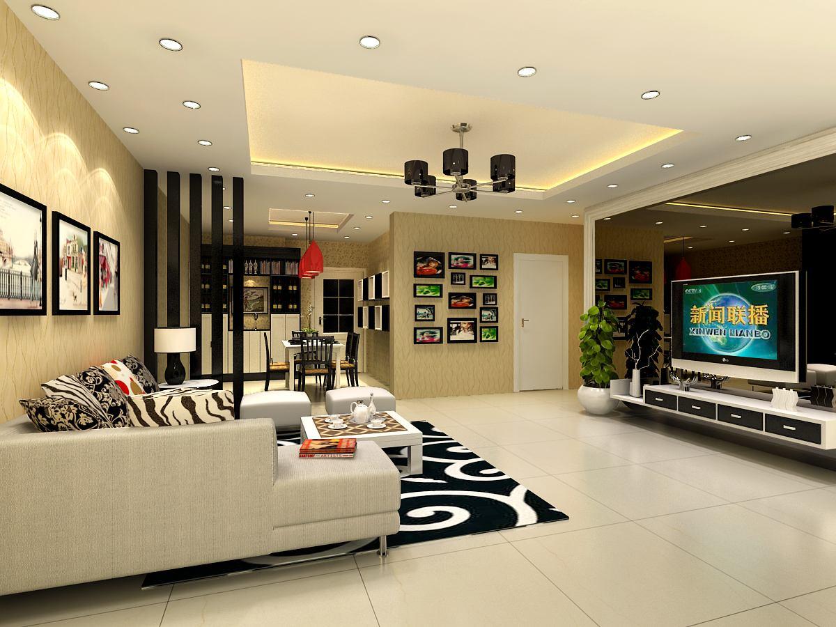 110平米混搭風格,溫馨感十足的三居室