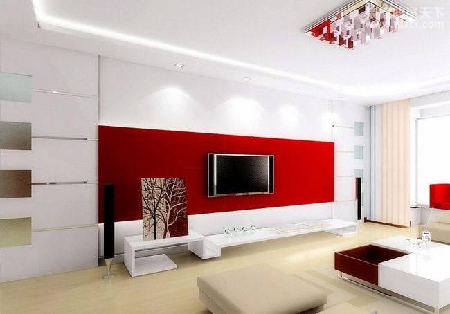 红色靓丽居室14
