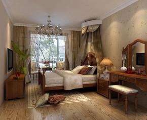 卧室装修风格图片