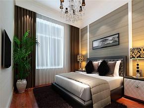 現代簡約臥室15平米小房間布置