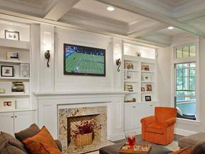 美式装修风格客厅装修效果图