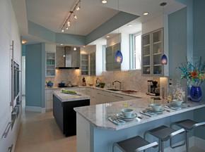室內廚房裝修設計效果圖