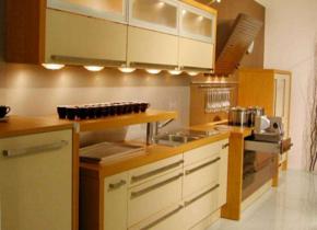 簡約廚房裝修效果圖
