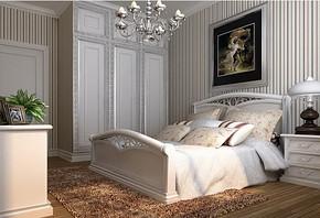 小居室卧室装修图