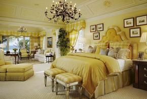 大戶型歐式風格臥室裝修效果圖