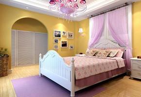 卧室装修墙壁颜色