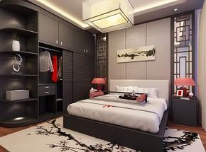 新婚卧室装修效果图