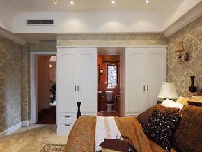 歐式臥室室內效果圖