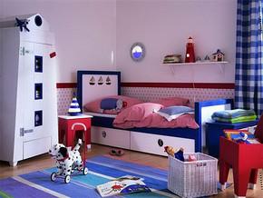 兒童房間裝修效果圖